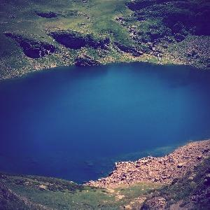 Lac d`Uzious
